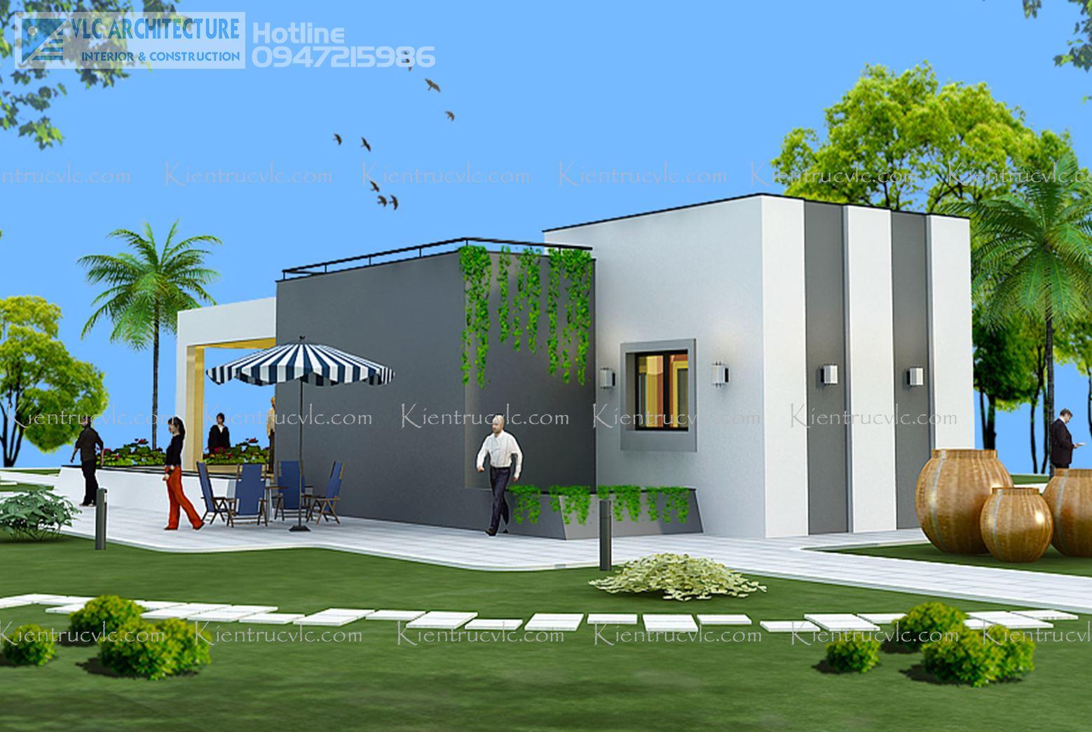 Abubaker-Rest house a