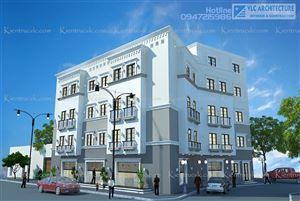 Nhà văn phòng cho thuê 3 tầng ông Hoàn - Hà Nội