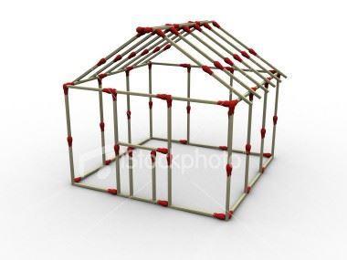 Hướng dẫn xây nhà – Xây dựng phần khung nhà